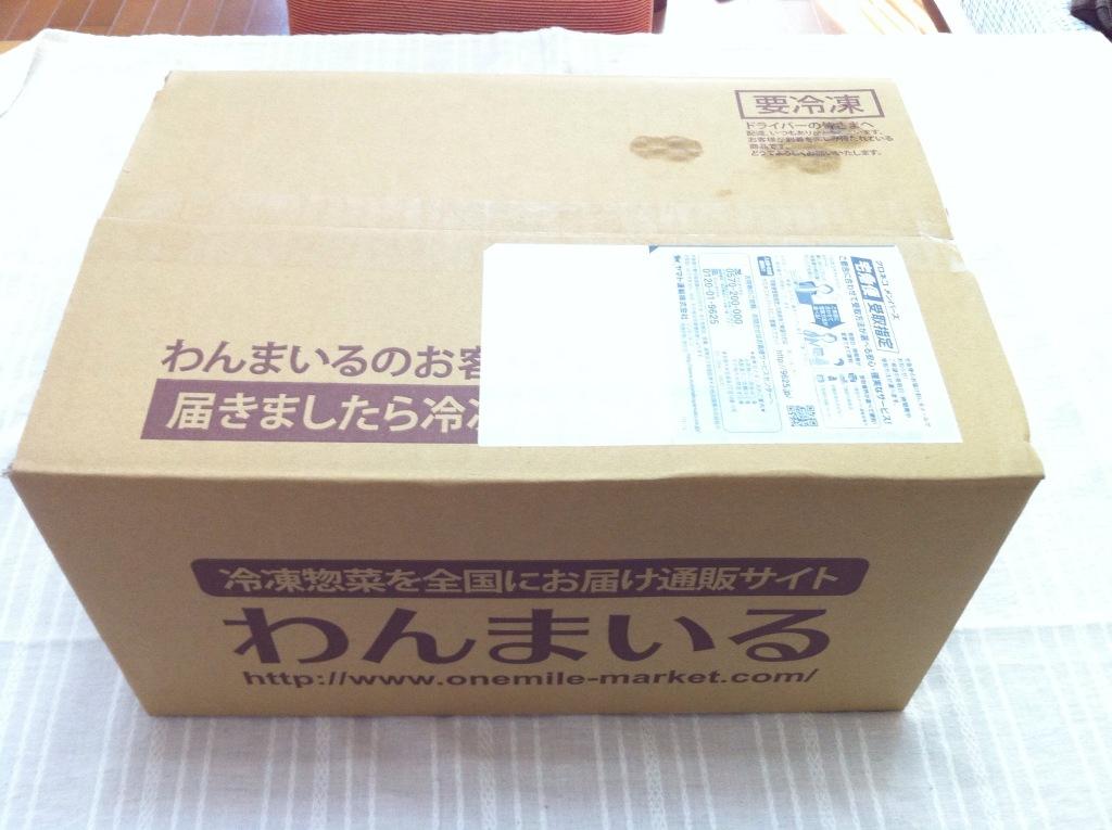 わんまいる箱